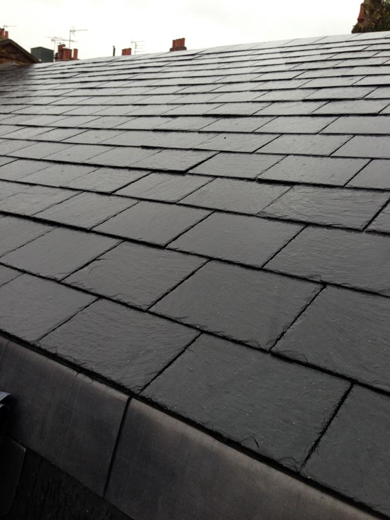 slate roofing - Spanish Slate